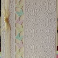 Love, love, love! ...I've GOT to find these embossing folders!!!
