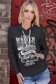 I Am A Writer (Womens)