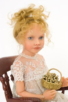 Artist dolls by Heloise | Pin it 2 Like Visit Site