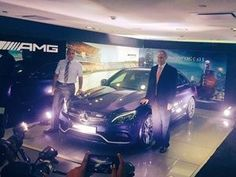 Mercedes-Benz C63 S AMG launched in India at Rs 1.3 Crore