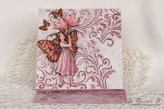 Scrap Made in Touraine: Fairie's Cards - 49 and Market DT