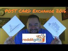 reddit gifts exchange - POSTCARD 2016