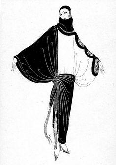 Erte 1924 by elena-lu, via Flickr