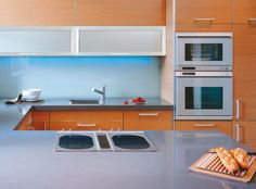 Aluminum Frame Cabinet Doors. Glass Kitchen ...