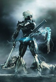 """This is why I fight. This is my normal. It's my nature."" -Raiden"