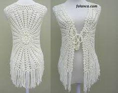 Resultado de imagen para tejido crochet musculosa