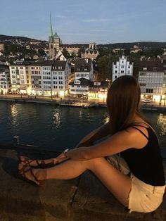 Zurich view 🌛