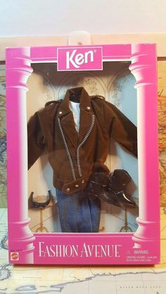 1996 Barbie Ken Doll Mattel Fashion Avenue Hiking Outfit for sale online Barbie Dream, Barbie World, Mattel Barbie, Barbie And Ken, Boy Doll Clothes, Vintage Barbie Clothes, Barbie Wardrobe, Barbie Doll Accessories, Ken Doll