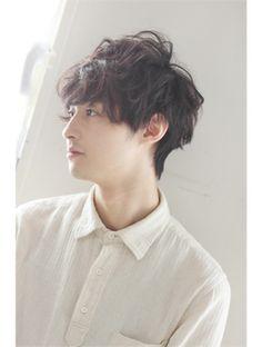 モッズ ヘア 目黒店(mod's hair) アンニュイメンズパーマ【JADE 2008-9 A/W】