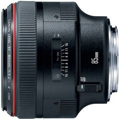 Canon 85mm f/1.2L II – At most weddings, I have my Canon 35mm f/1.4L on one camera and this lens on the other. Those two focal lengths get me through almost anything I have to cover on a wedding day.
