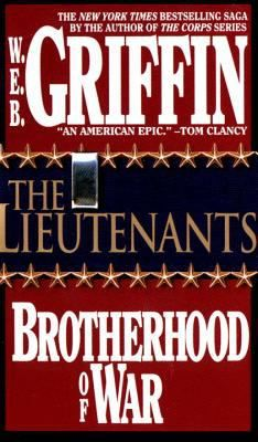 The lieutenants by W. E. B. Griffin. Click on the image to place a hold on this item in the Logan Library catalog.