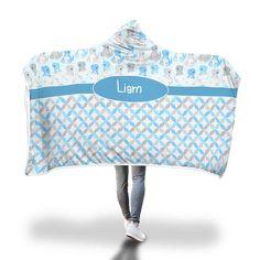 Blue Hatching Dinosaurs Hooded Blanket – Designing on Wine Hooded Blanket, Dinosaurs, Blankets, Hoods, Wine, Design, Cowls, Blanket