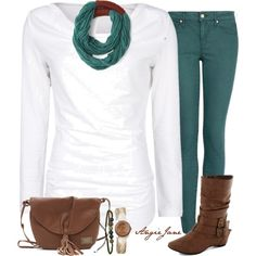 Women's Outfit - Strands To Reason by angiejane, via Polyvore
