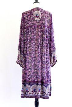 Vintage 70s India Tent Gypsy Cotton Boho by LuvStonedVintage