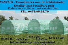 Van Tack Serres | Shops: Tuin | Kapaza