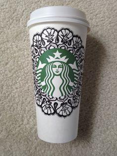 #WhiteCupContest Starbucks doodle