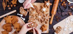 Gemma Stafford Shares 3 Ways Budding Chefs Can Bake Like a Pro Gingerbread Cookies, Christmas Cookies, Bigger Bolder Baking, Canning, Desserts, Recipes, Food, Chefs, Christmas Biscuits