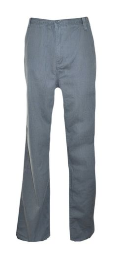 Calvin Klein Mens Casual Pants 40x32 Classic 5 Pocket Jeans Lifestyle Gray NEW #CalvinKlein #CasualPants