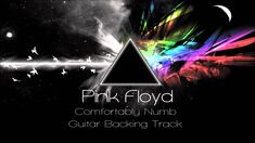 Pink Floyd - Comfortably Numb (Guitar Backing Track)
