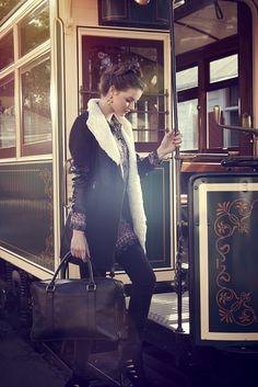 Loobies Belverdere Coat Silk Fabric, Urban, Clothes For Women, Coat, Prints, Shopping, Beautiful, Fashion, Outerwear Women
