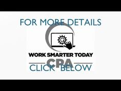 """""""WORK SMARTER CPA REVIEW"""""""