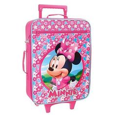 Oferta: 39€ Dto: -2%. Comprar Ofertas de Disney Minnie Pink Maleta de cabina, 50 cm, 25 Litros, Rosa barato. ¡Mira las ofertas!