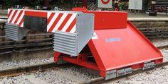 Buffer stop-Rawie