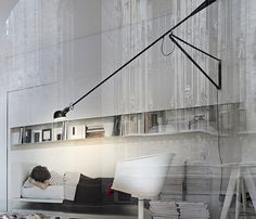 There is one wall lamp that I have been thinking about for quite some time - actually from the moment on when we bought our current house a few years ago: The Flos 265 wall lamp, designed by Paolo ...