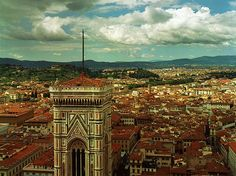 Florence; would love to back with the one I love.