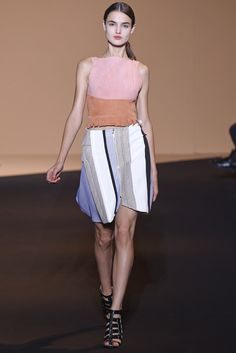 Paris Fashion Week Spring 2015: From the Runway - Roland Mouret Spring 2015
