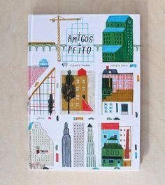 Fine Fine Books: Cláudio Thebas / Violeta Lópiz: Amigos do Peito