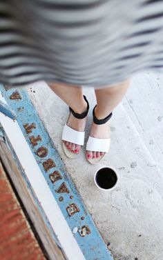 Make Your Own Espadrille Sandals