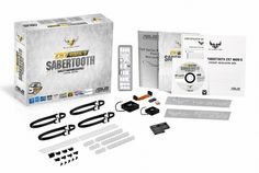 Asus TUF Sabertooth Z97 Mark S chega a Portugal