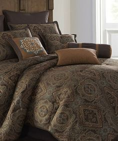 Terra Cotta Aberdeen And King Comforter Sets On Pinterest