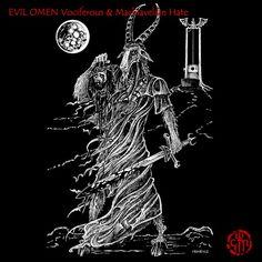 Evil Omen goatlord demon goat Chris Moyen
