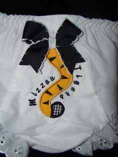 Mizzou Tiger Tail Bloomers - One of my Mizzou friends needs to have a girl asap!