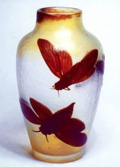 Настольная лампа «Рододендрон» (Галле, Эмиль) | Арт-Портал