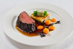 Reserve a stay at our Sheraton Grand London Park Lane with free Wi-Fi in London to help you stay connected and make traveling easier. London Food, Beef Tenderloin, Entrees, The Best, Steak, Foods, Park, Inspiration, Filet Mignon