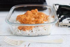 Κοτόπουλο Τίκα Μασάλα με ρύζι Μπασμάτι - Provocateur