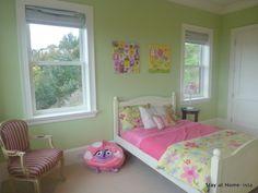 35 Best Green girls room images | Green girls rooms, Bedroom ...