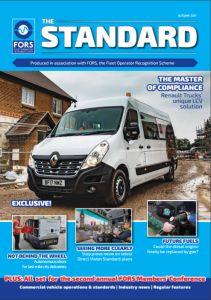 'The Standard' magazine - FORS - Fleet Operator Recognition Scheme Online Marketing, Social Media Marketing, Digital Marketing, Used Trucks, Heavy Machinery, Sale Promotion, Commercial Vehicle, Trucks For Sale, Heavy Equipment
