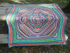 Ravelry: Endearah's Sophie's Universe CAL
