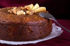 Νηστίσιμη καρυδόπιτα - Συνταγές Μαγειρικής - Chefoulis