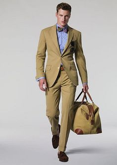 Hackett London Collection & More Luxury Details