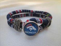 Bronco's Retro Bracelet