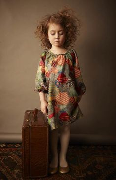 Misha LuLu, One of our very favorite little lady designers.
