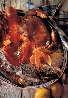 Marisco del Cantábrico. Gastronomía en #Cantabria #Spain
