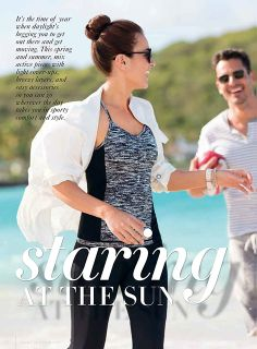 Cabi Spring 2014 Bonus Book - Style Tips and Suggestions - Cabi Tech Wear, awesome!