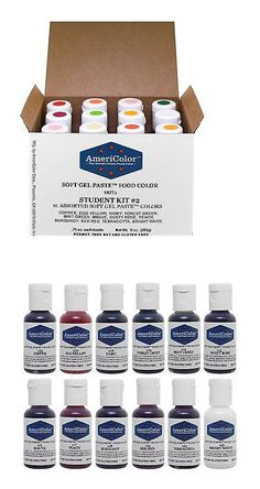 Where To Buy Gel Paste Food Coloring Where Can I Buy Gel Paste ...