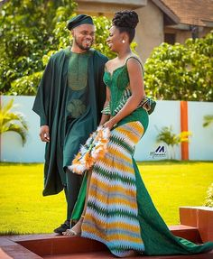 African Dresses For Kids, African Outfits, African Girl, African Traditional Wedding, Traditional Outfits, African Inspired Fashion, African Fashion, Ankara Wedding Styles, Kente Dress
